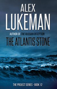 The Atlantis Stone -- Alex Lukeman