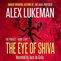 The Eye of Shiva Audio -- Alex Lukeman